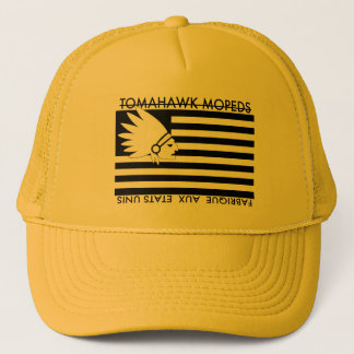 Tomahawk Moped American Nation Hat