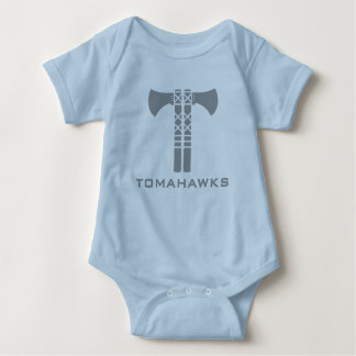 Tomahawks Infant Creeper