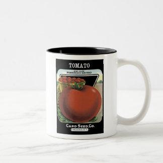 Tomato 2 Card Seed Co Mugs