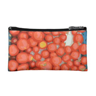 Tomato Batches Ripe and Juicy Cosmetic Bag