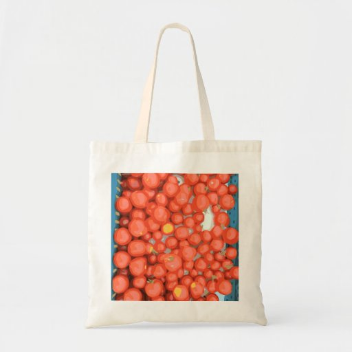 Tomato Batches, Ripe and Juicy Tote Bag