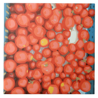 Tomato Batches Ripe and Juicy Tiles