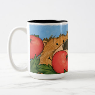 Tomato Bear / Mug