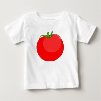 Tomato Drawing Baby T-Shirt