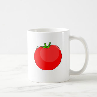 Tomato Drawing Coffee Mug