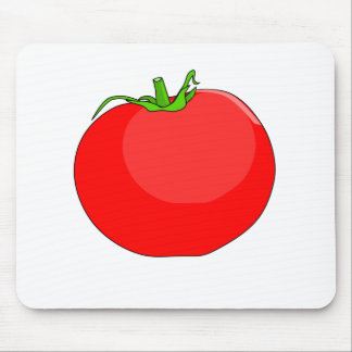 Tomato Drawing Mouse Pad