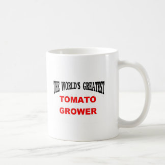 Tomato grower coffee mug
