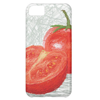 tomato iPhone 5C case