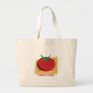 Tomato Lover Canvas Bags