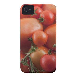 Tomato Mix iPhone 4 Case-Mate Cases