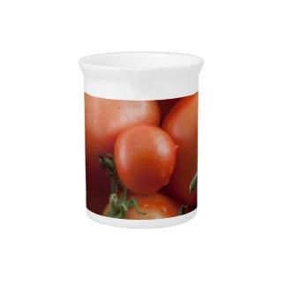 Tomato Mix Pitcher