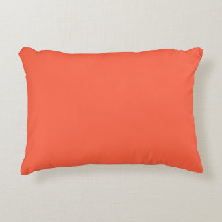 Tomato Red Accent Pillow by Janz Accent Cushion