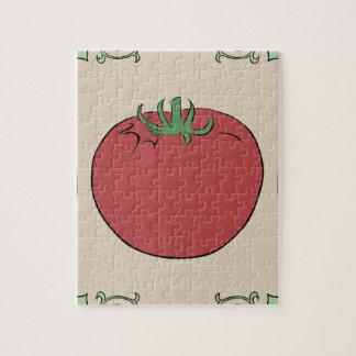 Tomato Seeds Jigsaw Puzzle