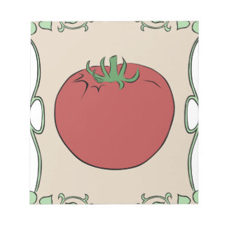 Tomato Seeds Notepad