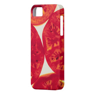 Tomato Slices Barely There iPhone 5 Case