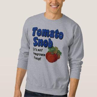 Tomato Snob Funny Gardener Saying T-shirt
