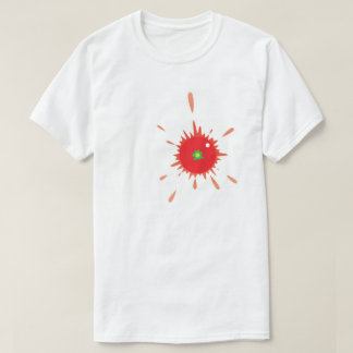 Tomato Splatt! T-Shirt