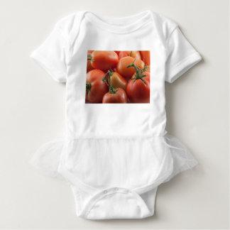 Tomato Stems Baby Bodysuit