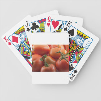 Tomato Stems Bicycle Playing Cards