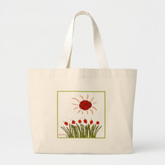 Tomato Sun Canvas Bag