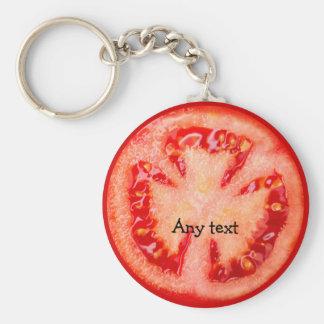 Tomato Theme Keychains