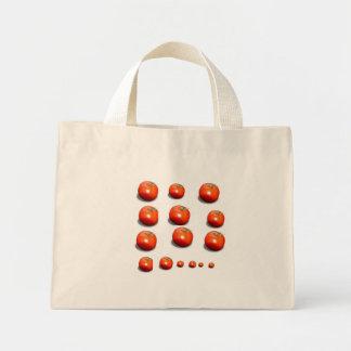 tomato, tomato, tomato, tomato, tomato, tomato,... bag