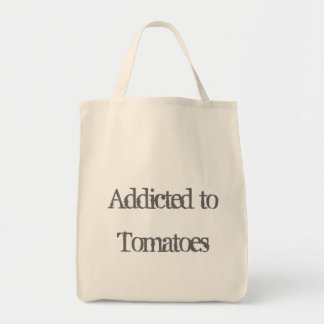 Tomatoes Canvas Bags