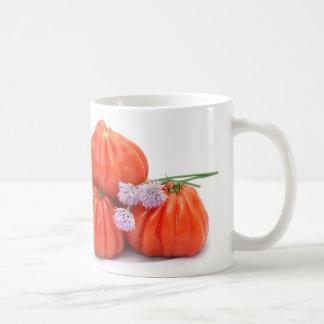 tomatoes basic white mug