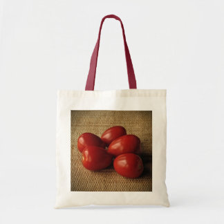 Tomatoes Budget Tote Bag