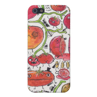 Tomatoes! Cover For iPhone 5/5S