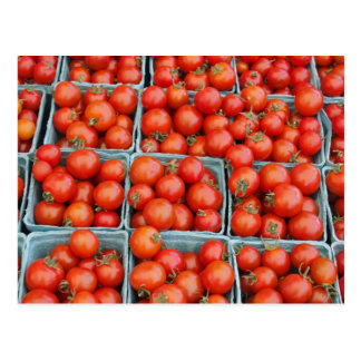 Tomatoes for Sale Postcard