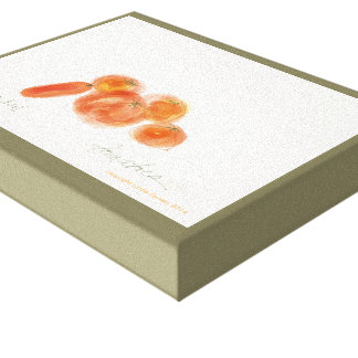 Tomatoes / Pomodori Canvas Print