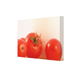 Tomatoes Wrapped Canvas