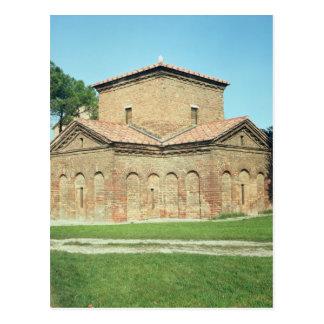Tomb of Galla Placidia, c.450 Postcard