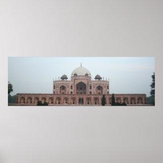Tomb of Humayun Delhi India Print