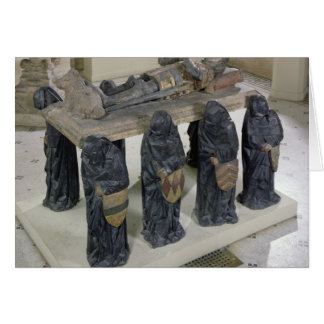 Tomb of Philippe Pot Card