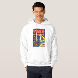 Tomb of Terror What Was Out There Mens Hoodie