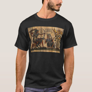 Tomb Painting on Papyrus T-Shirt