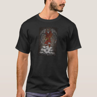 Tomb Stone Scary King T-Shirt