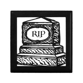 Tombstone Gift Box