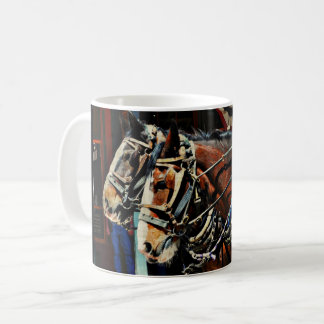 Tombstone Horses Coffee Cup/Mug Coffee Mug