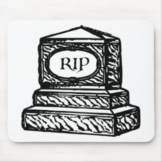 Tombstone Mouse Pad