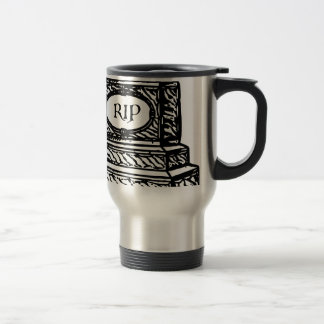 Tombstone Travel Mug