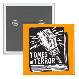 Tomes of Terror 2006 Logo Button