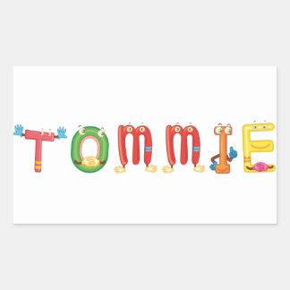 Tommie Sticker