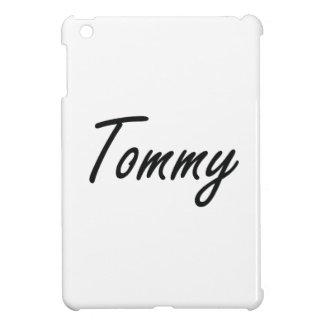 Tommy Artistic Name Design iPad Mini Case