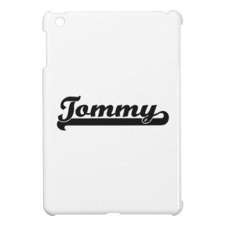 Tommy Classic Retro Name Design iPad Mini Covers