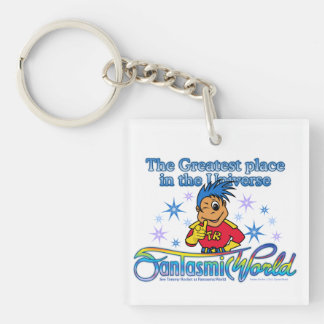 Tommy Rocket - Greatest Place in the Universe Acrylic Keychain