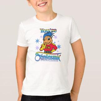 Tommy Rocket  says You're Fantasmic T-shirts