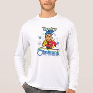 Tommy Rocket  says You're Fantasmic Tee Shirt